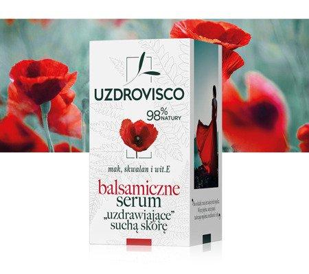 Balsamiczne serum – mak (25ml) odżywcze serum lipidowe