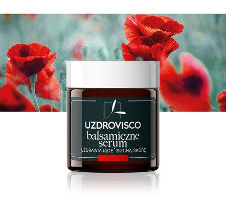 Balsamiczne serum z makiem (25ml) odżywcze serum lipidowe